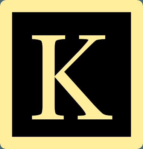 Logo mit dem Buchstaben